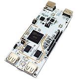 pcDuino: an MiniPC with Arduino headers ubuntu android google TV MK802 raspberry pi alternative