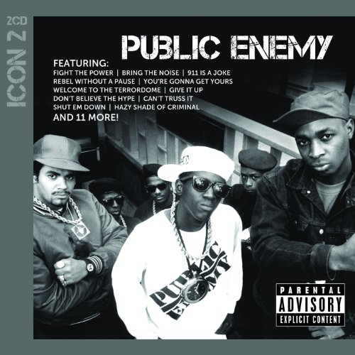 Public Enemy - Icon [2 Cd][explicit] - Zortam Music