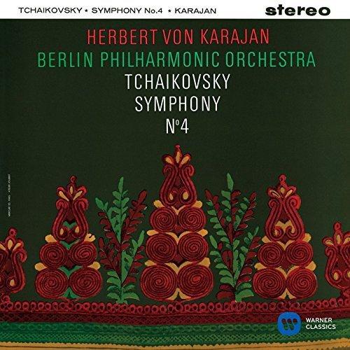 SACD : Herbert von Karajan - Tchaikovsky: Symphony No.4 (Japan - Import)