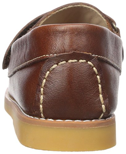 Elephantito Boys' Nick K Boating Shoe, Brown, 13 M US Little Kid by Elephantito (Image #2)