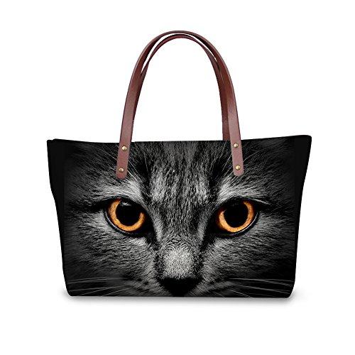 Casual Shoulder Large Handbags Dfgcc2451al Bags FancyPrint Women xPnawPT