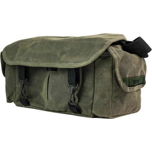 (Domke Heritage Shoulder Bag Camera Case, Green (700-02M) )