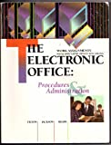 img - for Work Assignments: The Electronic Office: Procedures & Administration book / textbook / text book