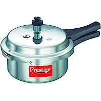 Prestige Popular Aluminium Pressure Cooker, 2 Liters