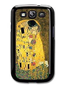 The Kiss Case for Samsung Galaxy S3 Gustav Klimt Painting (129S)