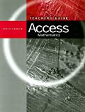Access Math, Steck-Vaughn Staff, 0739889354