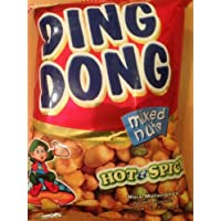 Dingdong Hot and Spicy Super Mix Nuts - 100 gm , ASINOAUK30KSUD1916 (ASINOAUK30KSUD1916)