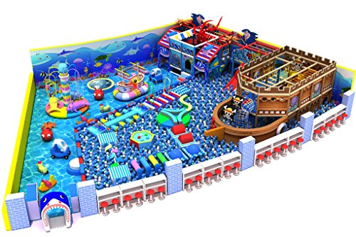 children indoor playground for ocean - Times Mall Square Shopping
