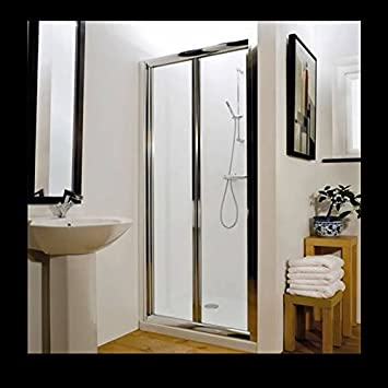 Hudson Reed AQBD7 Reversible plegable para mampara de ducha de ...