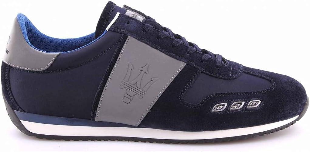 La Martina Men's Sneakers Shoes