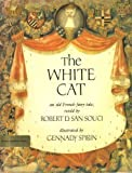 The White Cat, Robert D. San Souci, 0531058093