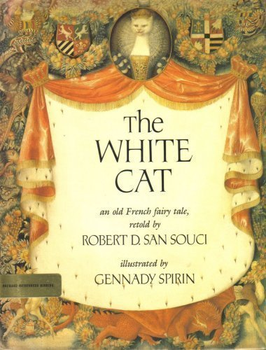 The White Cat: An Old French Fairy Tale pdf epub