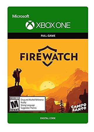 Firewatch - Xbox One [Digital Code]