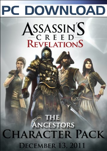 Assassin's Creed Revelations - The Ancestors Character Pack DLC  [Online Game Code] (Revelation Pack)