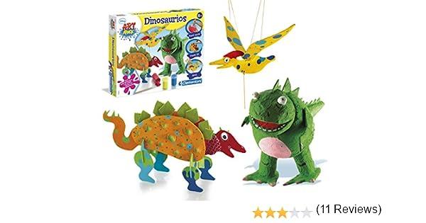 Clementoni Disney - Juego Art Attack Dinosaurios: Amazon.es ...