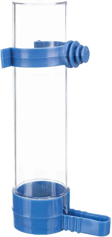Trixie - Comedero/Bebedero Pájaros, 130 ml, 16 cm, [colores surtidos]