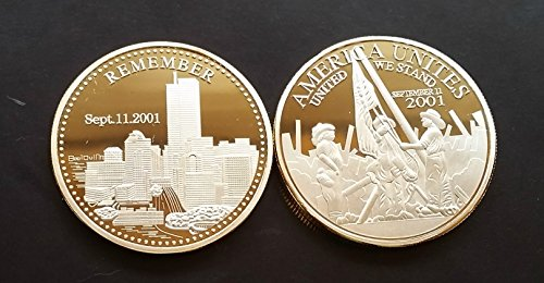 the-1-oz-999-fine-pure-gold-layered-steel-coin-911-9-11-challenge-commemorative-medallion-and-newwor