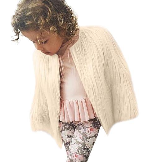 c259a0160211 Amazon.com  Tronet Kid Baby Girls Autumn Winter Fashion Thick Warm ...