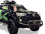 2012 4runner bull bar - VANGUARD VGUBG-1784-1178BK 2014-2017 Toyota 4Runner SR5 Front Low Bull Bar With Skid Plate B/K