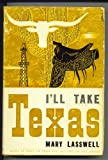 I'll take Texas,