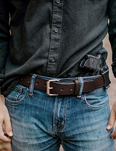 Hanks Extreme Gun Belt Made in USA 100 Year Warranty Durable Long Lasting