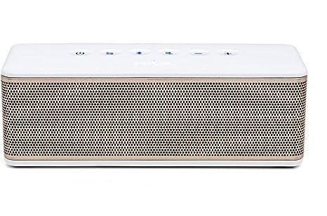 Amazon com: RIVA S Premium Wireless Bluetooth Speaker (White