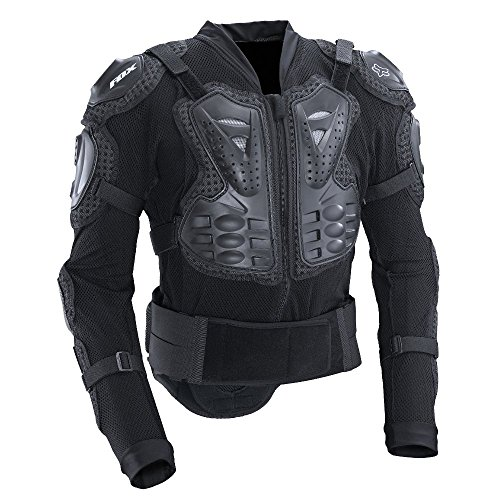 Fox Racing Titan Sport Protective MTB Jacket (Black, ()