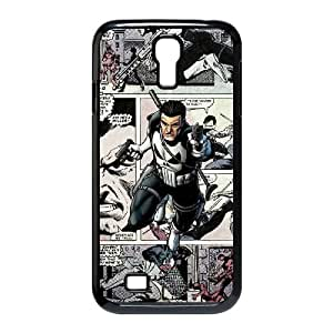 Samsung Galaxy S4 9500 Cell Phone Case Black Marvel comic Hohp