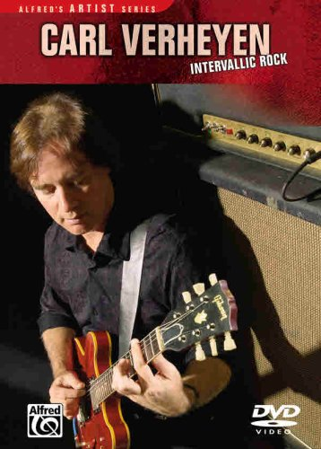 - Carl Verheyen -- Intervallic Rock (DVD)
