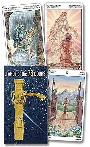 Tarot of the 78 Doors: Pietro Alligo, Antonella Platano: 9780738707891:  Amazon.com: Books