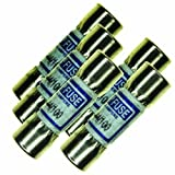 Fluke 203414 Digital Multimeter Fast Acting Replacement Fuse, 1000V AC Voltage, 440mA Current (Pack of 5)