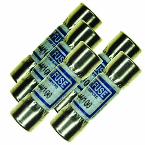 - Fluke 203414 Digital Multimeter Fast Acting Replacement Fuse, 1000V AC Voltage, 440mA Current (Pack of 5)