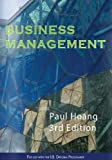 Business management 3rd edition
