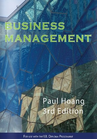 BUSINESS & MANAGEMENT, 3RD