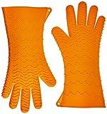 Steven Raichlen Best of Barbecue SR8183 Silicone Food Gloves