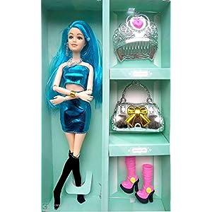 BKDT Marketing Barbie Doll (Multicolour)