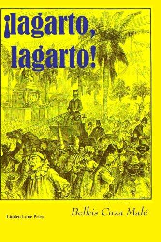 !Lagarto, lagarto! (Spanish Edition) [Belkis Cuza Male] (Tapa Blanda)