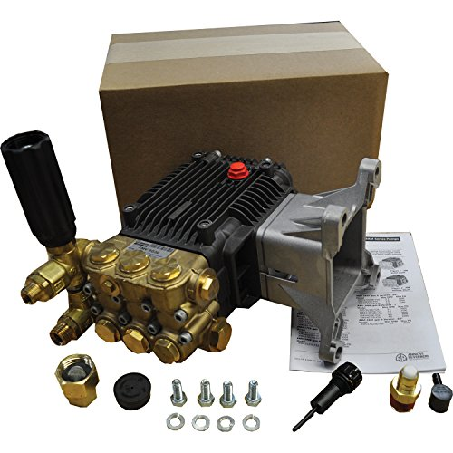 AR North America XMV3G32-PKG 3.0 GPM 1-Inch Hollow Shaft Gas Engine Pump Package by Annovi Reverberi