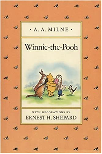 Image result for Winnie the pooh original cover