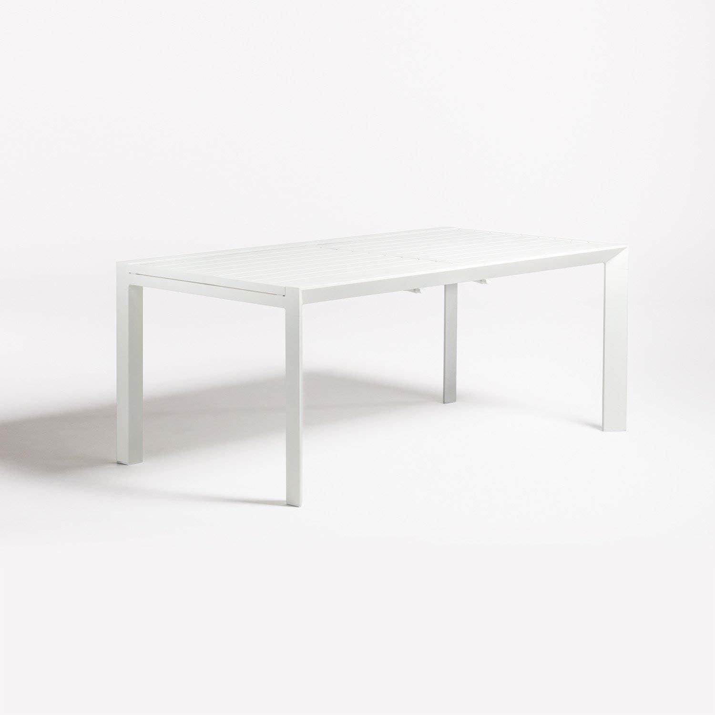 Scegli Un Colore SKLUM Tavolo Estendibile per Esterni Starmi 180 cm-240 cm Bianco