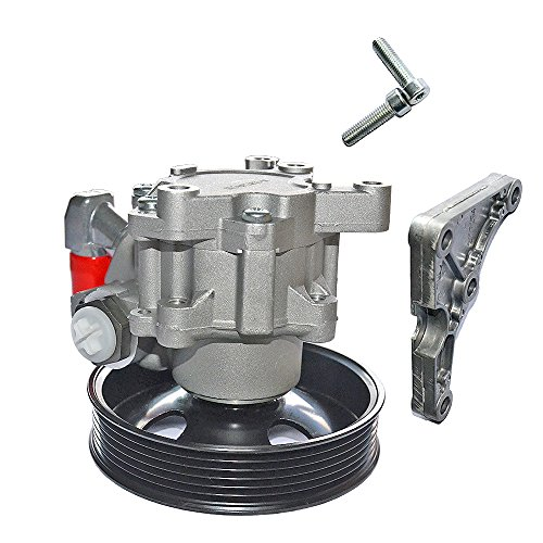 Price comparison product image Power Steering Pump With Bracket For Mercedes Benz E320 E55 AMG 0044661401
