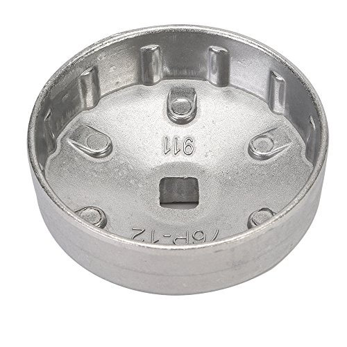 DIFEN Universal Oil Change Filter Cap Wrench Cup Socket Tool Set (23PCS/Set) by DIFEN (Image #8)