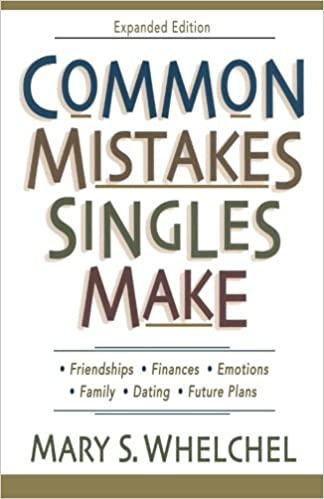 50 common mistakes singles make