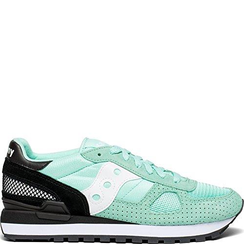 - Saucony Originals Women's Shadow Orginal Sneaker, Mint/Black, 8.5 M US
