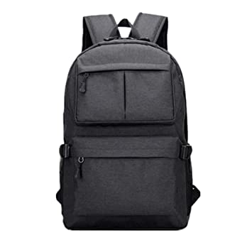 fa1cacb25fc8 Mefly Unisex Design Backpack Book Bags For School Backpack Casual Rucksack  Daypack Oxford Canvas Laptop Fashion Man Backpacks