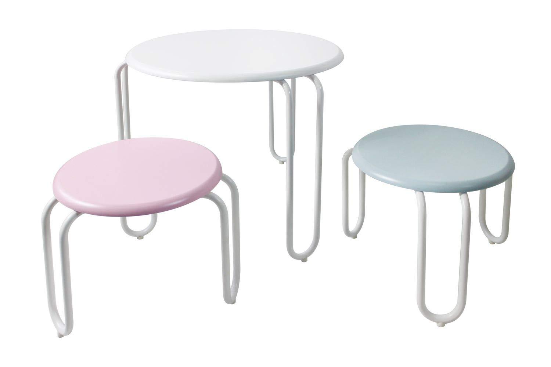 One Couture Kindersitzgruppe Tisch Hocher Kindertisch
