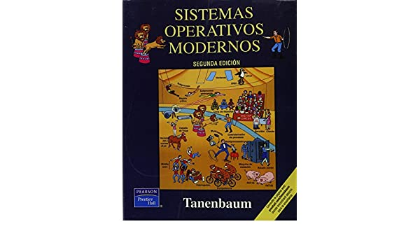 sistemas operativos modernos tanenbaum 3 edicion