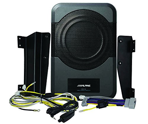 Alpine Electronics PWE-S8-WRA Powered Subwoofer for 2011-Up Jeep (Alpine Electronics)