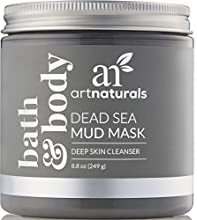 Even Cleopatra, Queen of the Nile, took time out to rejuvenate with mud from the Dead Sea. Art Naturals' Dead Sea Mud Mask uses mud from Israel, fam-ous worldwide for its cleansing, detoxing and revitalizing abilities. You'll give your skin t...