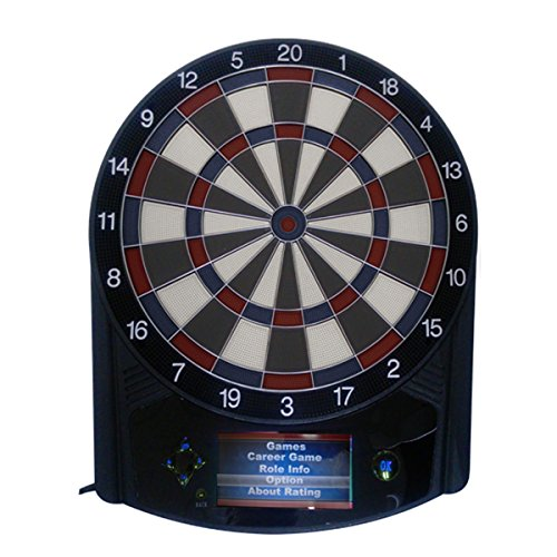 Triumph Sports Evolution Electronic Dartboard with Tru Color Display by Triumph